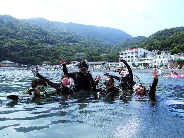 アイグルービーダイビングスクールの写真11
