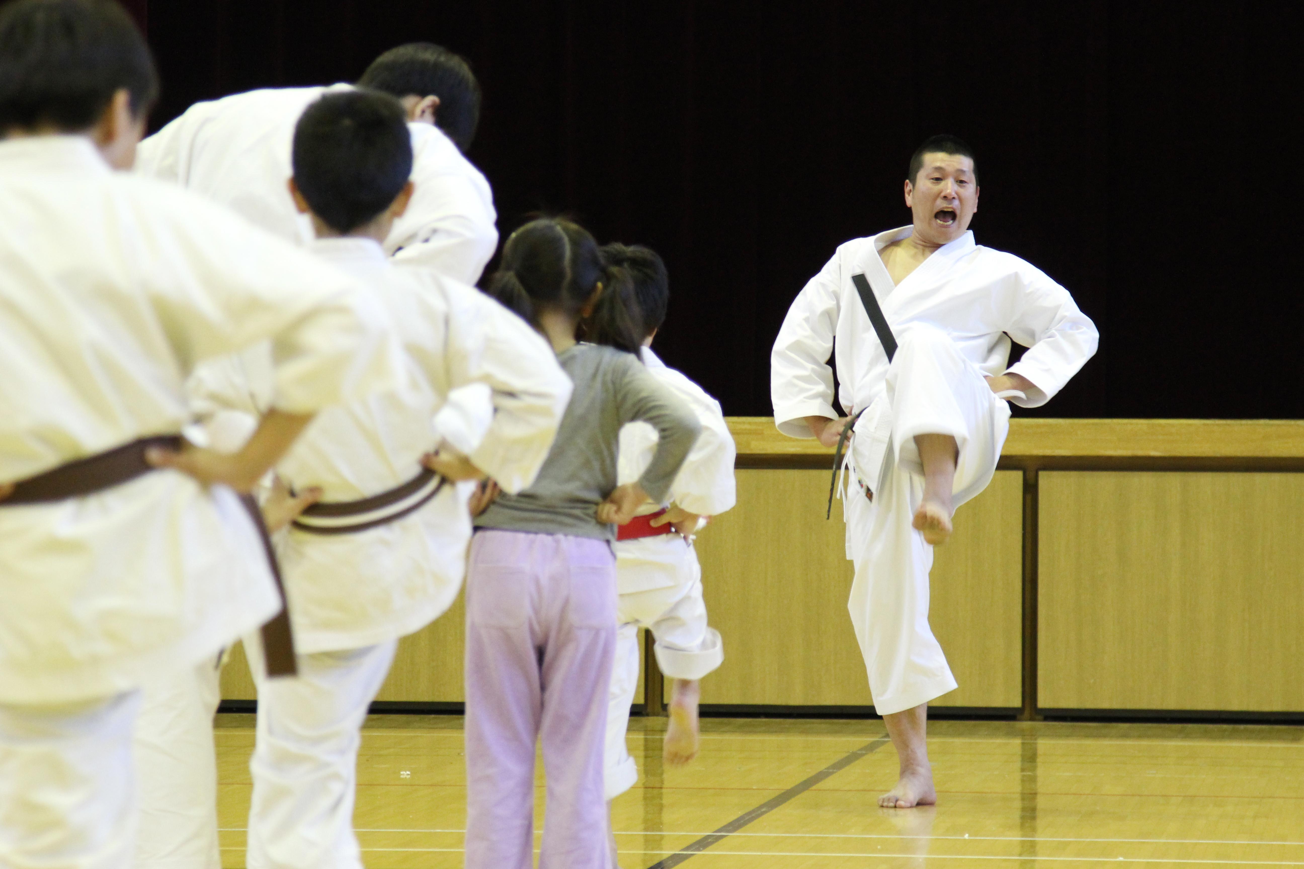川口子供空手教室の写真7