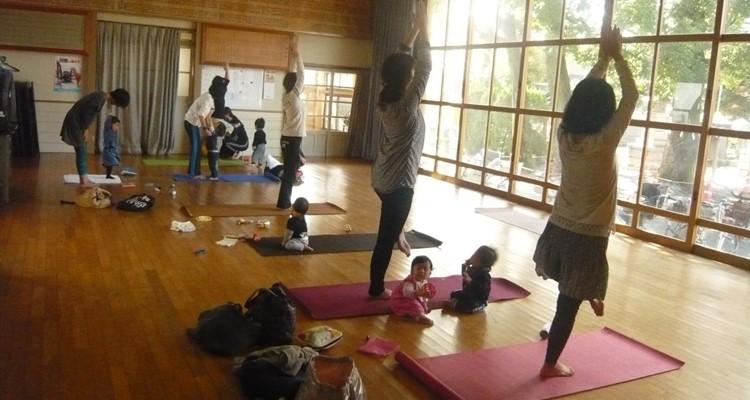 ヨガスペースShanti新城神社クラスの写真7