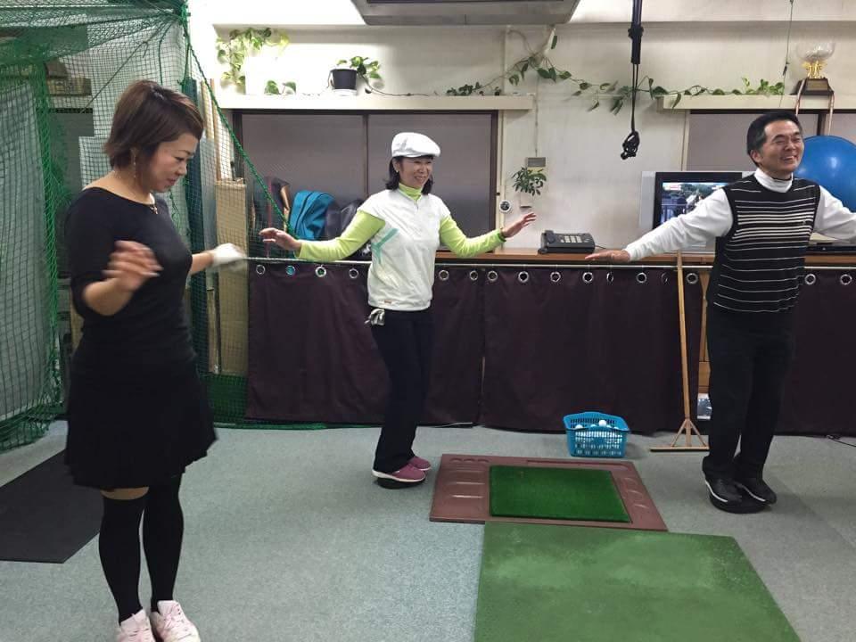 新宿インドアゴルフ