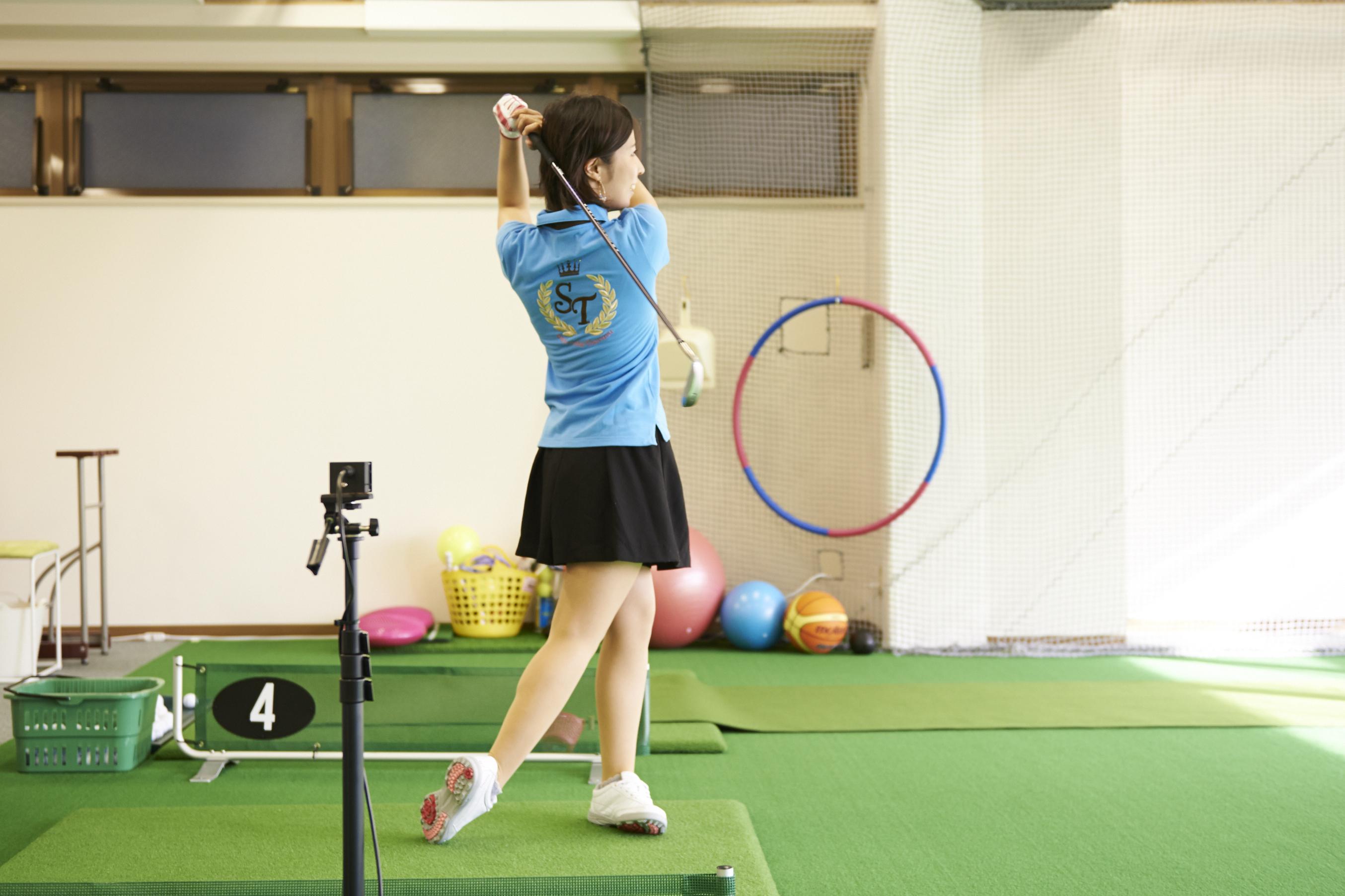 インドアゴルフ Golfet平井店の写真7
