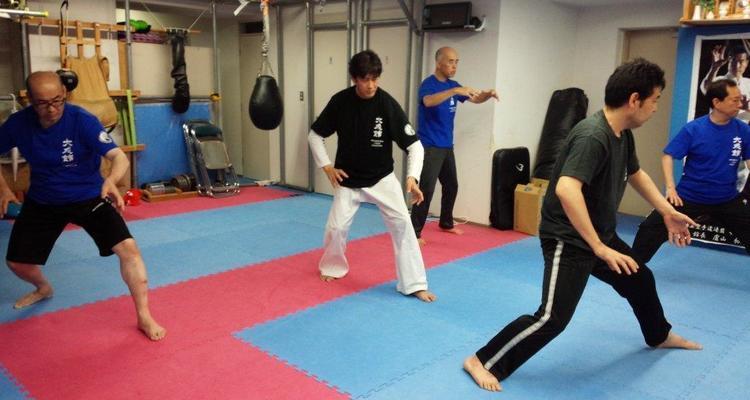 国際意拳会 大成館 浦和クラスの写真