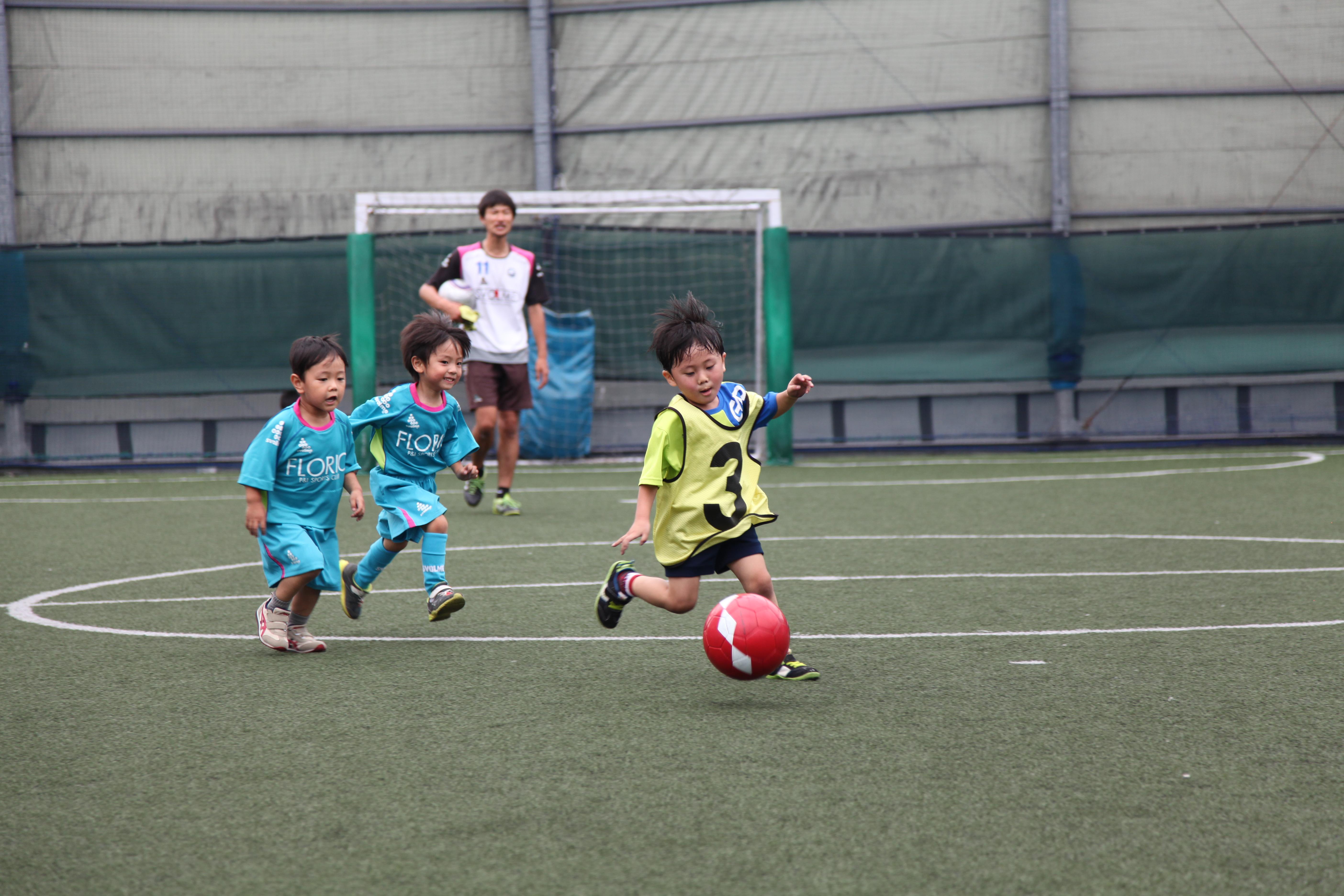 フロリオサッカースクール 清澄白河・森下校