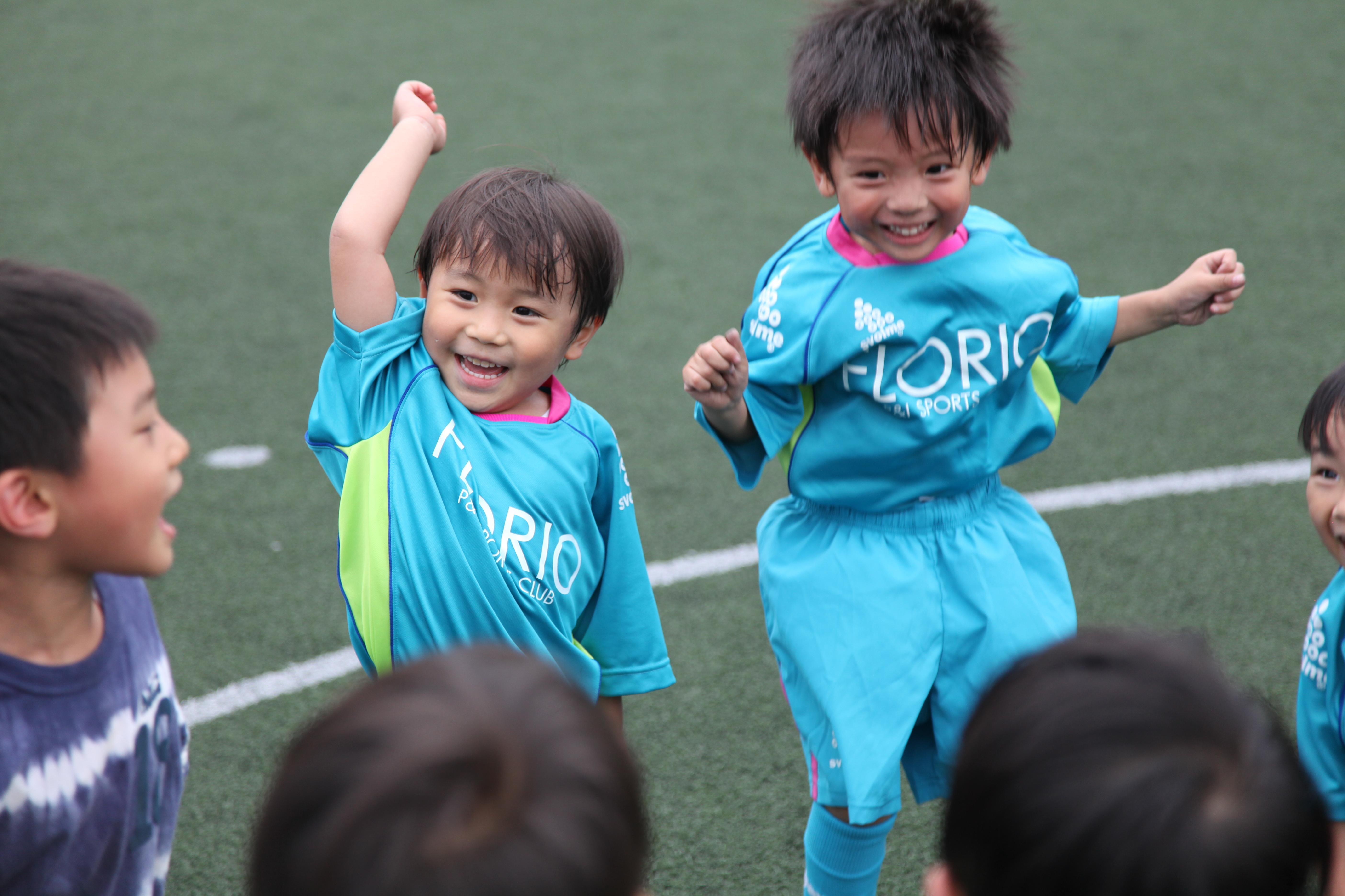 フロリオサッカースクール 豊洲・枝川校