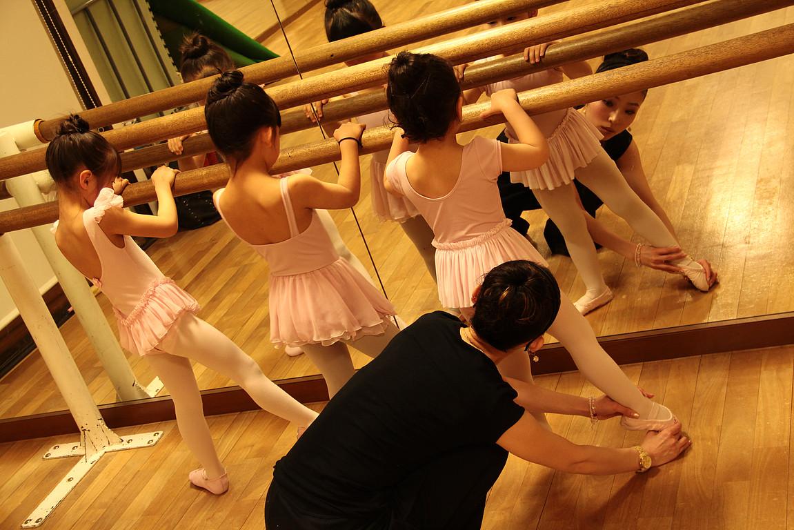 Aya Ballet School荏原中延スタジオ(支部)