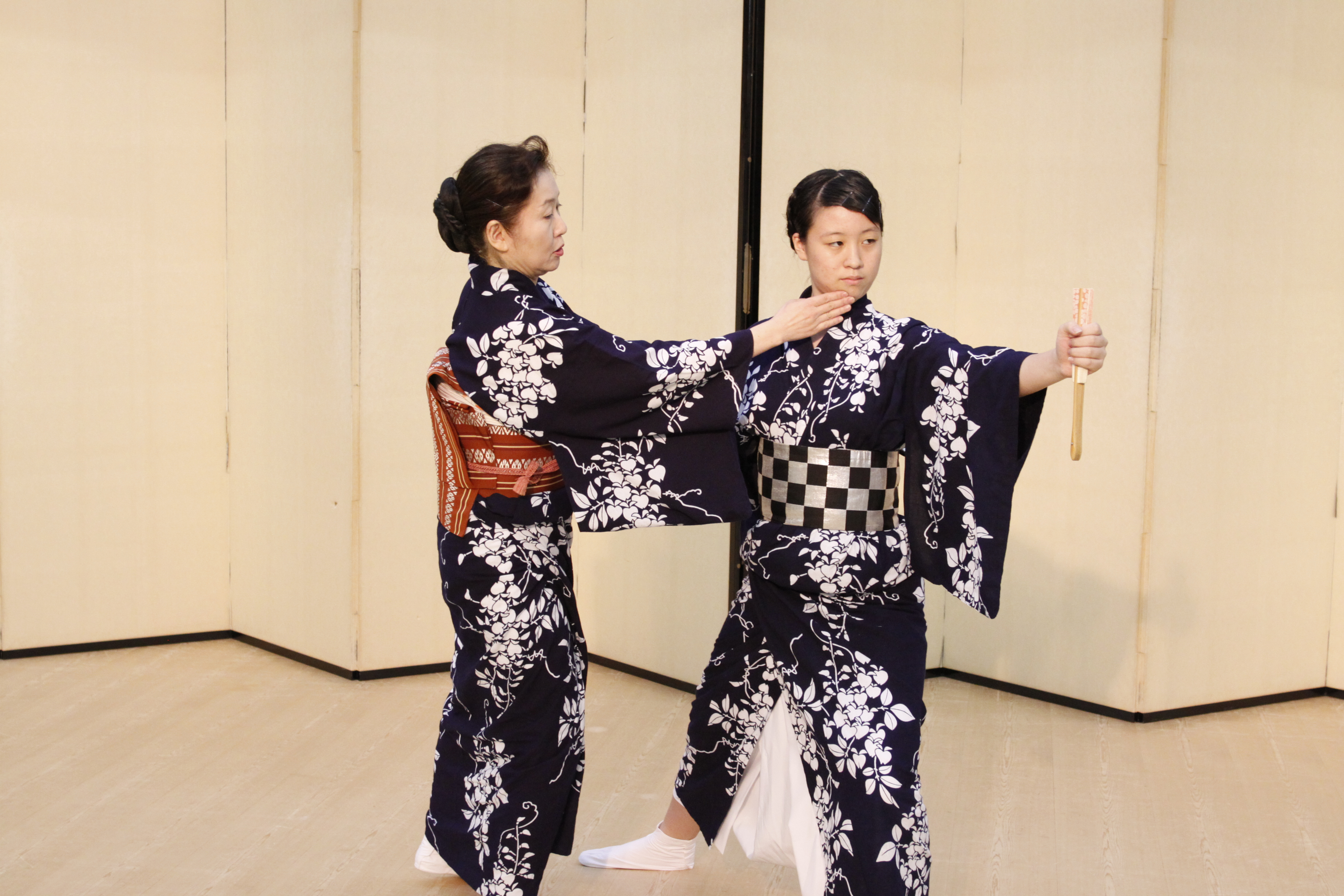 藤間流日本舞踊教室の写真11