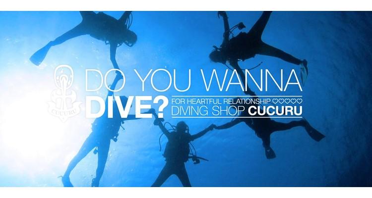 Diving shop CUCURU