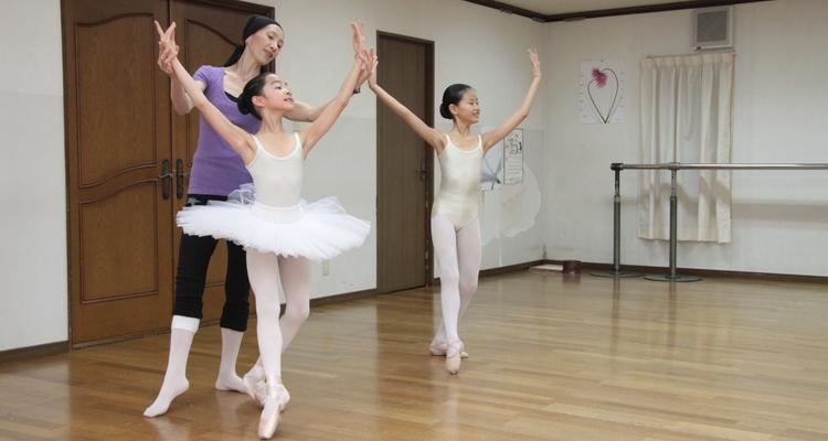 富田美惠子バレエスクール プチ・ポアント の写真