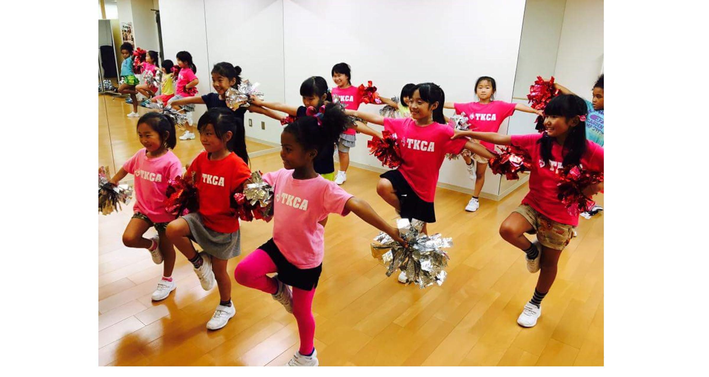 TOMOKO KOJIMA CHEER DANCE ACADEMY 阿波座校の写真11