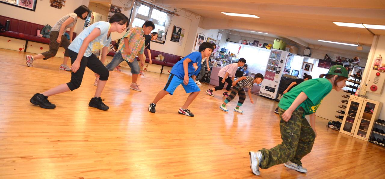 ルミヒップホップダンス 豪徳寺クラスの写真16