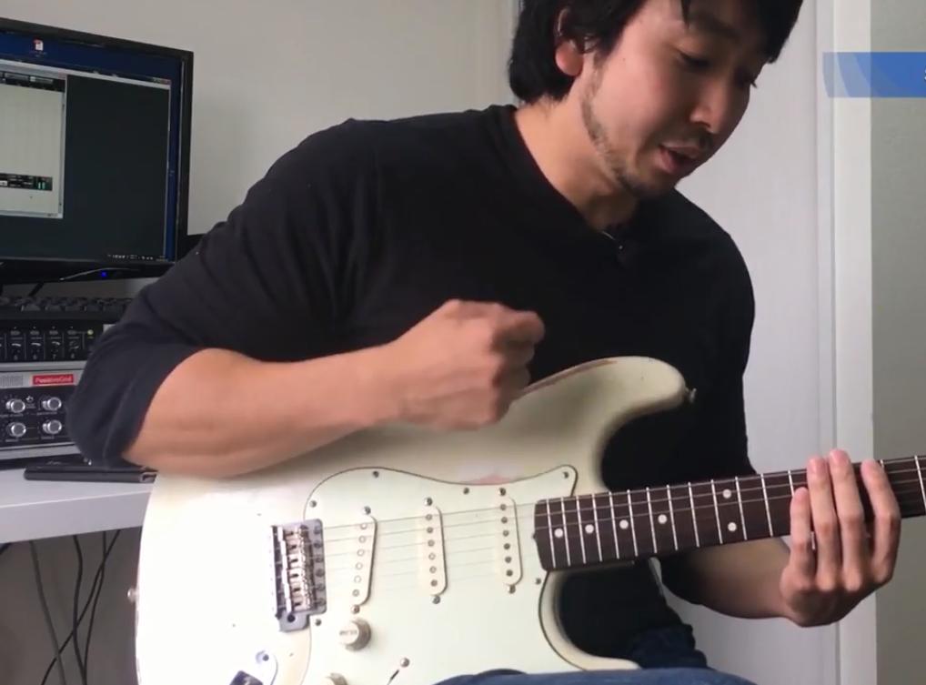 ギタースクール・Roots