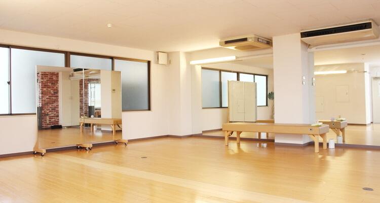 zen place pilates 武蔵小山スタジオ