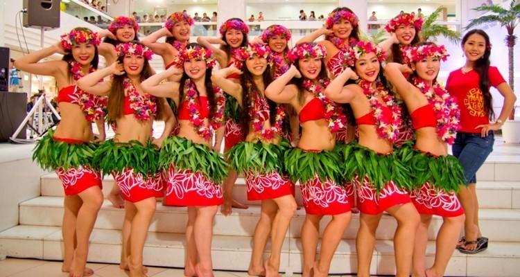 Te Mana o Te Ra Dance School 四ッ谷クラス