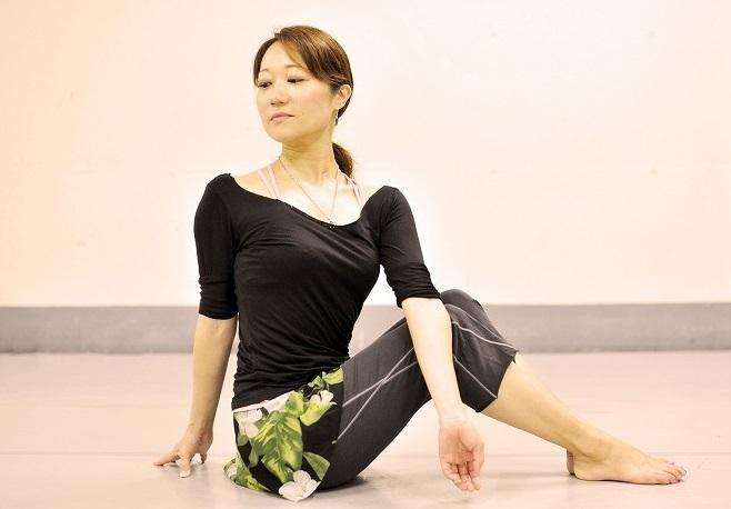 現役バレエダンサーSATOKOさん