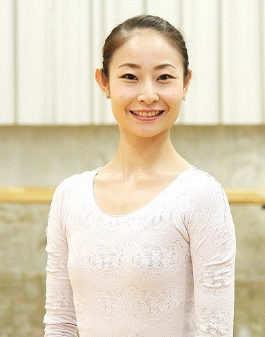 MAISON DE BALLET Minami-Aoyamaインストラクター 茂田 絵美子さん