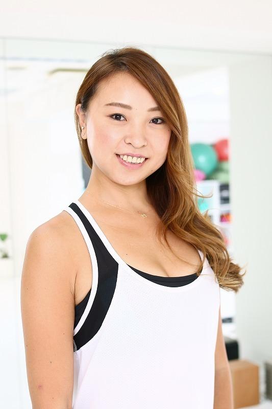 美背中トレーナー Maikoさん